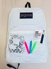 Jansport Superbreak Super G, Limited Edition Backpack/Bag (Make it your own)