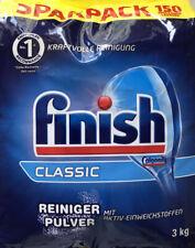 Finish Calgonit Classic Reiniger Pulver 150 Spülgänge , 3 kg