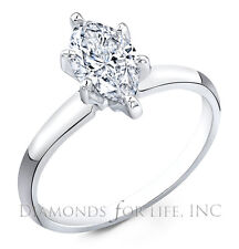 1.00 CT MARQUISE D I1 GIA CERTIFIED DIAMOND ENGAGEMENT RING 8.77x5.09x3.78MM