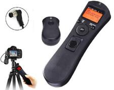 Jintu 2.4G Wireless Remote Control LCD Timer Remote Control Shutter Release For