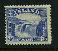 Iceland  Scott #172 Facit #196 Mint  Cats $30