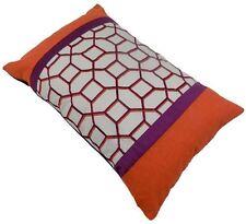 Embroidered Velvet Decorative Cushions