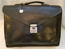 Dooney And Bourke Leather Briefcase Satchel
