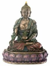 Medicine Buddha - Buddha of Healing Statue Figurine - WE SHIP WORLDWIDE