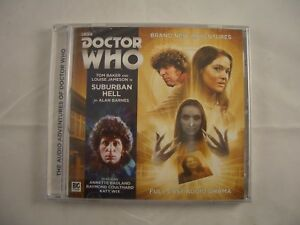 Doctor Who Suburban Hell Full Cast Audio CD