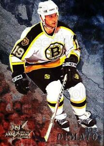 1998-99 Be A Player AS Game #7 Rob DiMaio
