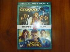 Original DVD Movies - Eragon / The Dark is Rising (2 movies)