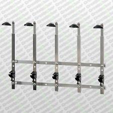5 support mural rack optique-PUB / bar esprit mesure bouteille rail