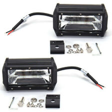 Neu~72W LED Arbeitsscheinwerfer Offroad Flutlicht Scheinwerfer IP67 für Car/SUV