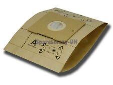 Per adattare KARCHER tsc501 & tsc502 Aspirapolvere Sacchetto di carta Pack (5)