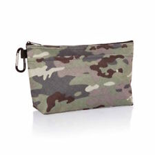 BN Thirty one Cool Clip Thermal Pouch bag picnic lunch Camo Crosshatch 31 gift