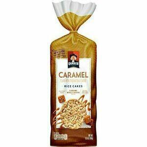 Quaker Rice Cakes, Caramel