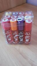 FRUITY LIPSHINER LIPGLOSSES X 12 IDEAL FOR PARTY OR HEN BAGS FILLERS