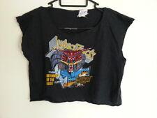Vintage Judas Priest Defenders Of The Faith T-Shirt Heavy Metal Rob Halford