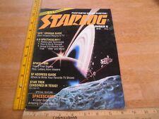 Star Trek Space 1999 UFO Episode Guide STARLOG 5 magazine 1970s