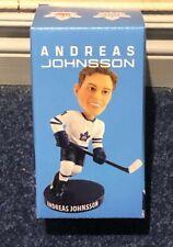 Andreas Johnsson Mini Bobblehead Toronto Marlies Maple Leafs1/04/20 Giveaway