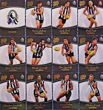 2014 SELECT HONOURS COLLINGWOOD FOOTBALL CARD SET