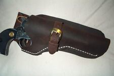 STRAIGHT SIDE COWBOY REVOLVER HOLSTER, RIGHT HAND