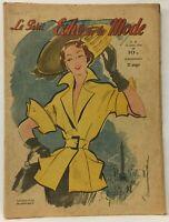 Le Petit Echo de la Mode N° 30  - 23 juillet 1950 - Ancien Magazine Français