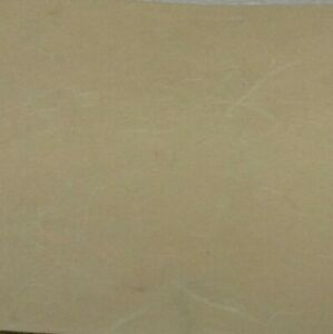 20 A4 sheets FINE MULBERRY TISSUE 25gsm IVORY CREAM silkstraw acid lignin free