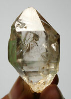 39g AAA+Top Quality Herkimer Diamond Crystal point   04