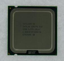 Intel Core 2 Duo E4300 1.8GHz 2M/800 CPU SL9TB Laptop Processor NEW