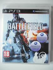 """Battlefield 4 Jeu Vidéo """"PS3"""" Playstation 3"""