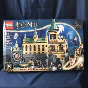 LEGO Harry Potter: Hogwarts Chamber Of Secrets (76389) Brand New and Sealed