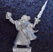 1995 Undead Necromancer Gunther Laranscheld Citadel Warhammer Quest Tomb Kings