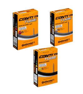 Continental Race 28 Light Road Bike Inner Tube 700c x 20-25 Presta - 42/60/80mm