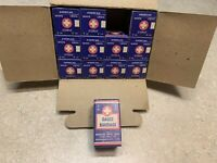 1960's NOS Full Box US Military American White Cross Gauze Bandages Mint