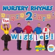 The Wiggles - The Wiggles Nursery Rhymes 2 (CADDY CASE (1 CD))