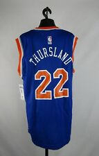 New York Knicks Youth Boys NBA Adidas Player ID grande 14/16 Jersey #22 thursland