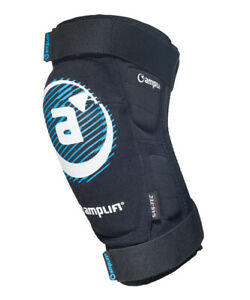 Amplifi Salvo Polymer Zip MTB Knee Pads, Mountain Bike Protection