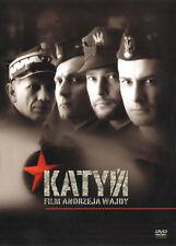 KATYN - Andrzej Wajda (DVD, 2007) - NEW SEALED DVD - English subtitles