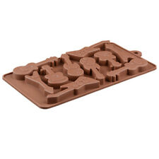 Chocolate Guitar Shaped Silicone Fondant Bass Cakes Bake-ware Mold Cake Tool
