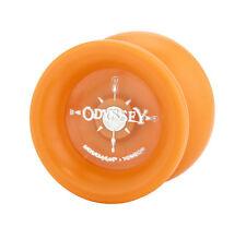 Yomega Odyssey Orange Yo Yo  PLUS 3 FREE NEON STRINGS YELL/ORG/GREEN