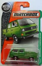 Matchbox 2017 MBX Explorers Volkswagen Transporter Cab 95/125 (With Items In Bed