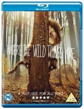 Where The Wild Things Are Blu-ray 2009 Region DVD 5051892023054