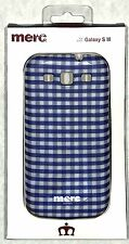 merc patterned fitted case for Samsung Galaxy S3 S III