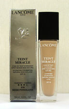 Lancome Teint Miracle Foundation - 30ml - Beige Porcelaine - 010 - Boxed