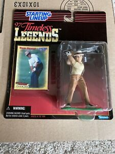 1997 Starting Lineup SAM SNEAD Timeless Legends Golfing Action Figure