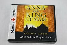 Anna and the King of Siam Margaret London Audio Book CD Mission Audio