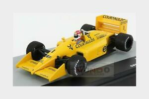 Lotus F1 100T Team Camel Honda #1 Britsh Gp 1988 Piquet EDICOLA 1:43 F1BRACOL036
