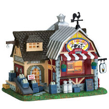NEW 2017 LEMAX CHRISTMAS VILLAGES OLD FASHIONED DAIRY #75216