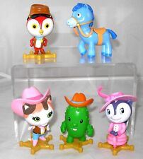 DISNEY SHERIFF CALLIES AND FRIENDS WILD WEST FIGURES
