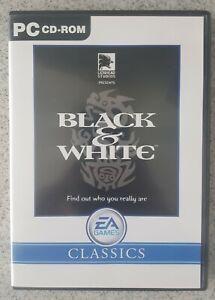Black And White Classics (PC) Game VGC Complete