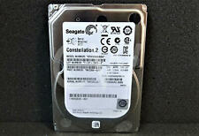 "ST91000640SS Seagate CONSTELLATION 1TB 7200RPM 6Gbps 2.5"" SAS SERVER Hard Drive"