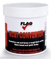 Flag Rust Converter Water Based Bare Rusty Metal Primer Paint - 2.5 litre