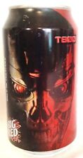TERMINATOR GENISYS BIG RED CAN UNOPENED NEW ARNOLD 1000 2 3 SALVATION